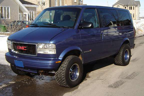 GMC Safari #8322656
