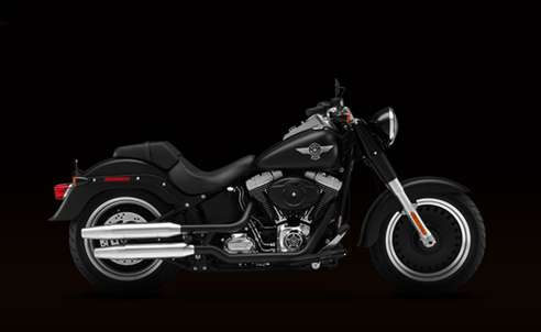 Harley-Davidson Fat Boy #9478577