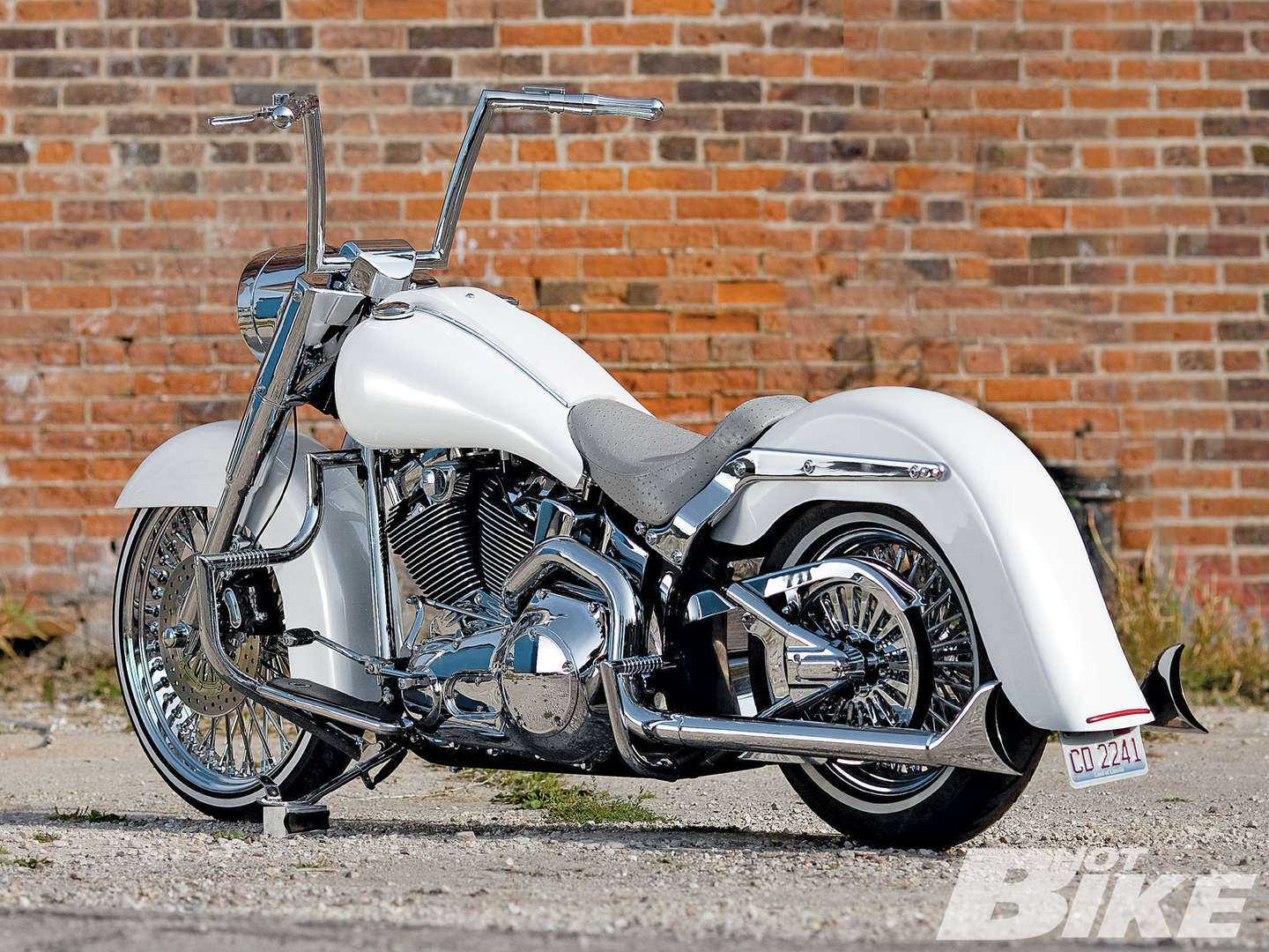 Harley-Davidson Softail Deluxe #9231482