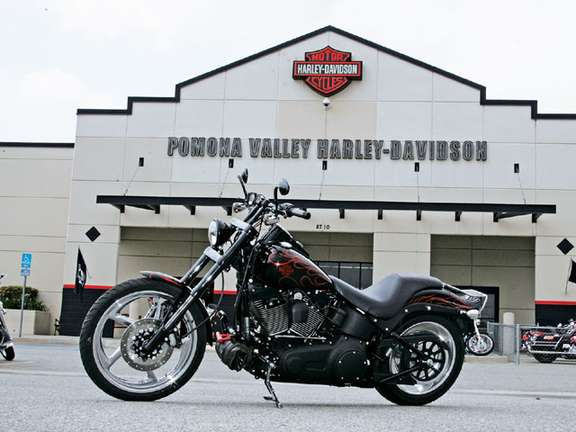 Harley-Davidson Night Train #9064454