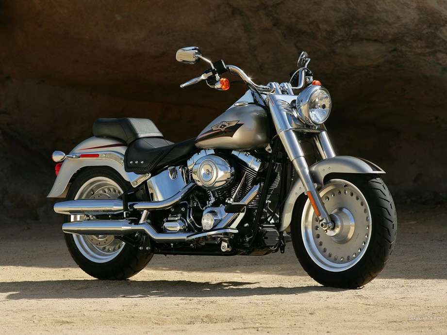 Harley-Davidson Fat Boy #8237216