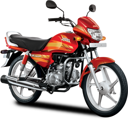 Hero Honda CD Deluxe #9286113