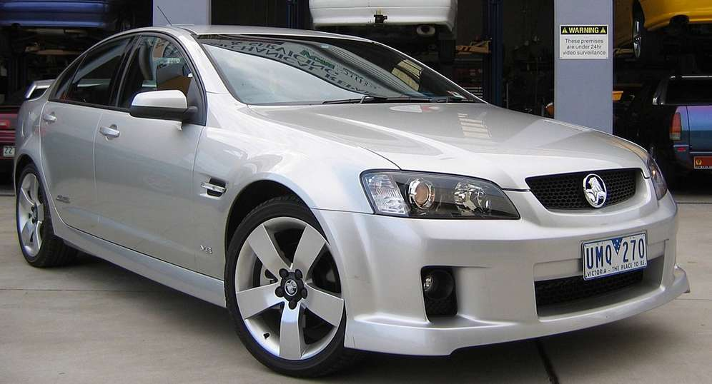 Holden Commodore #8224626