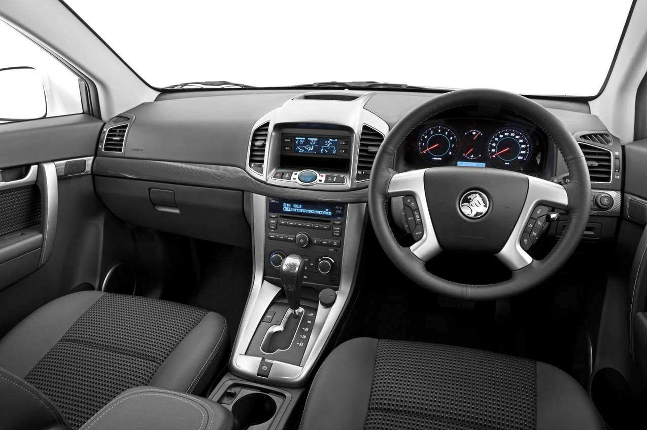 Holden Captiva #9619331