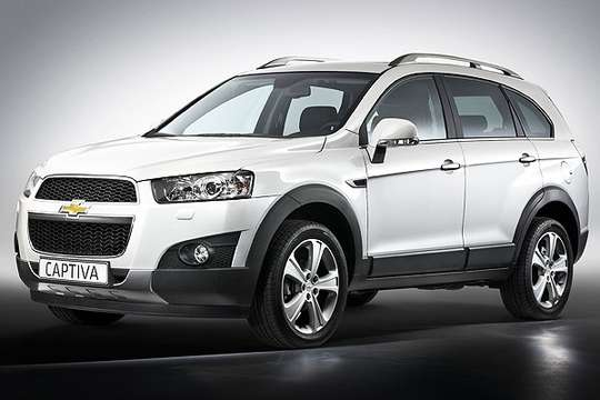 Holden Captiva #8346923