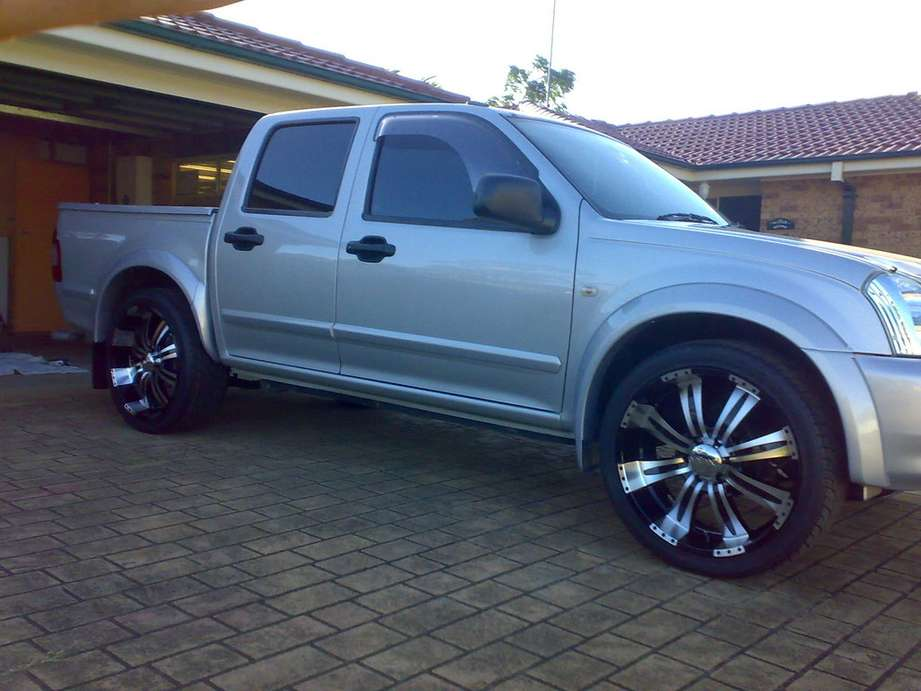 Holden Rodeo #9383923