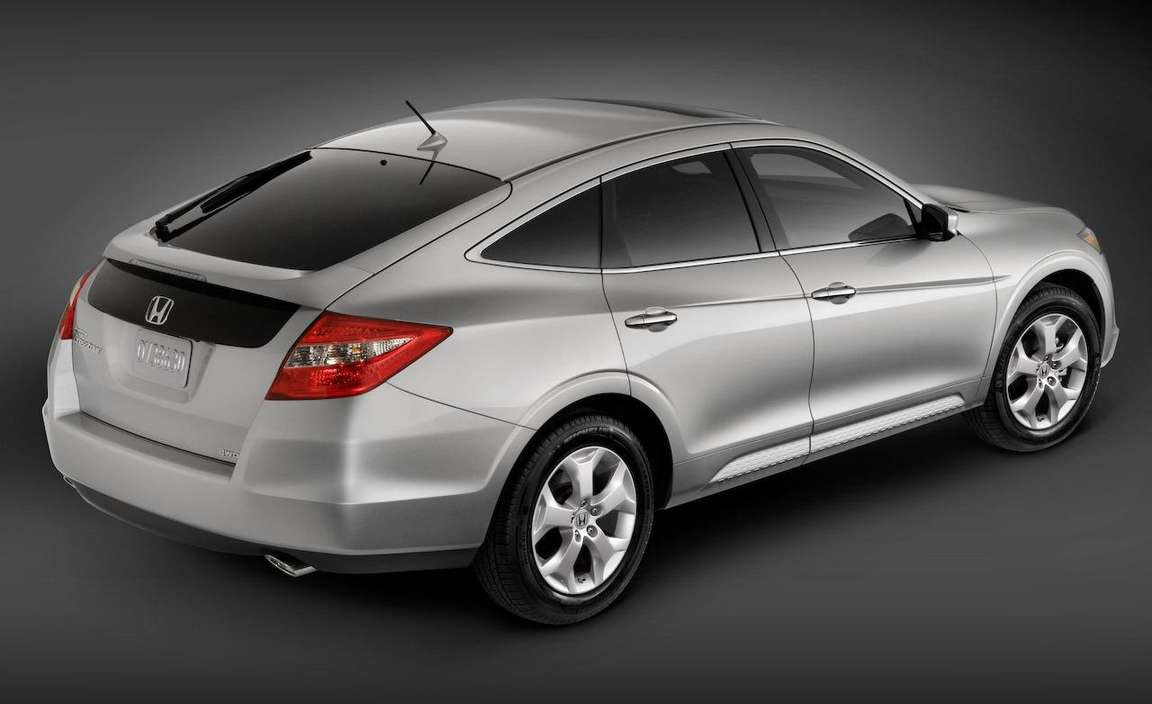 Honda Accord Crosstour #9140233