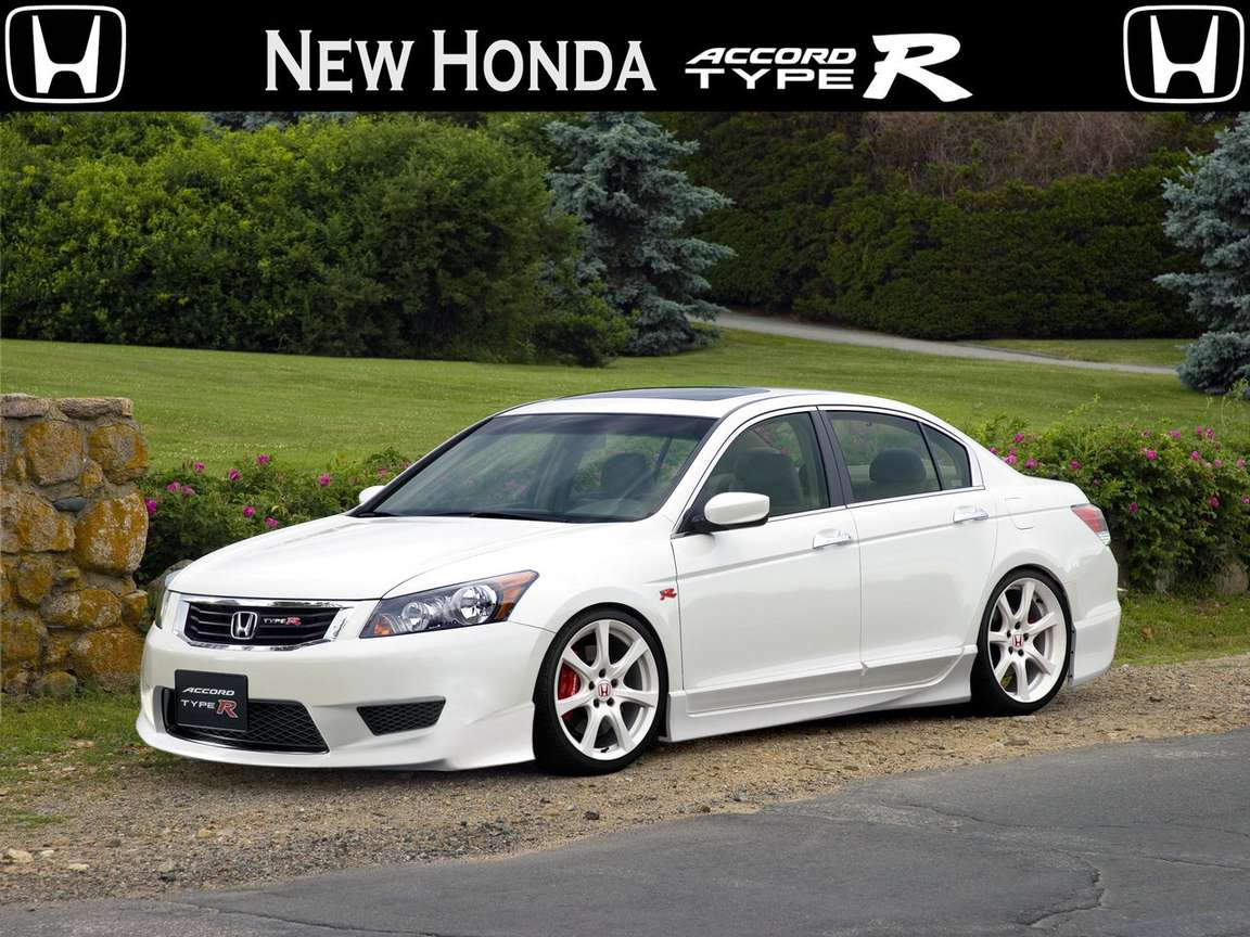 Honda Accord Type-R #7970602