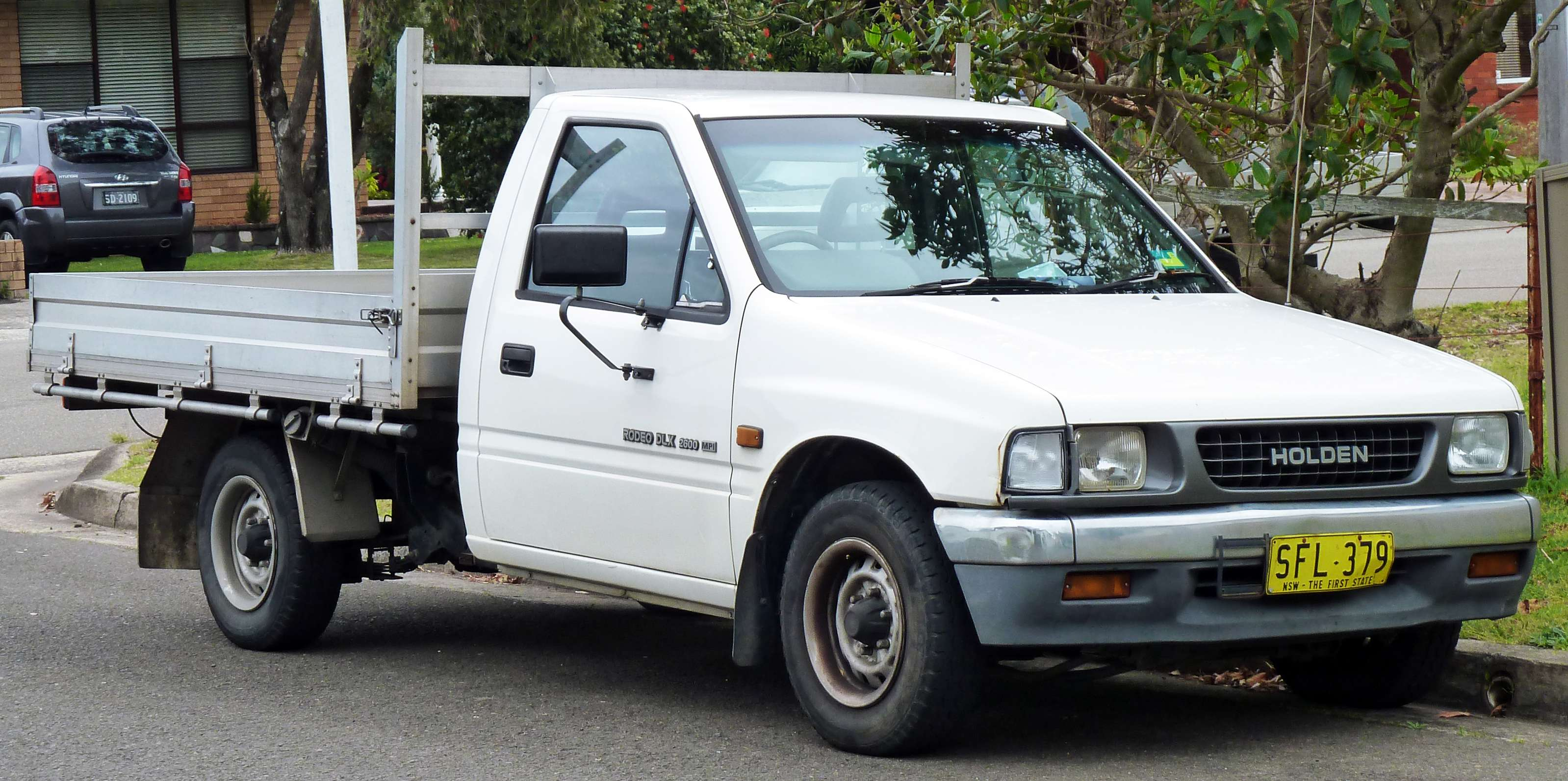 Holden Rodeo #9314807