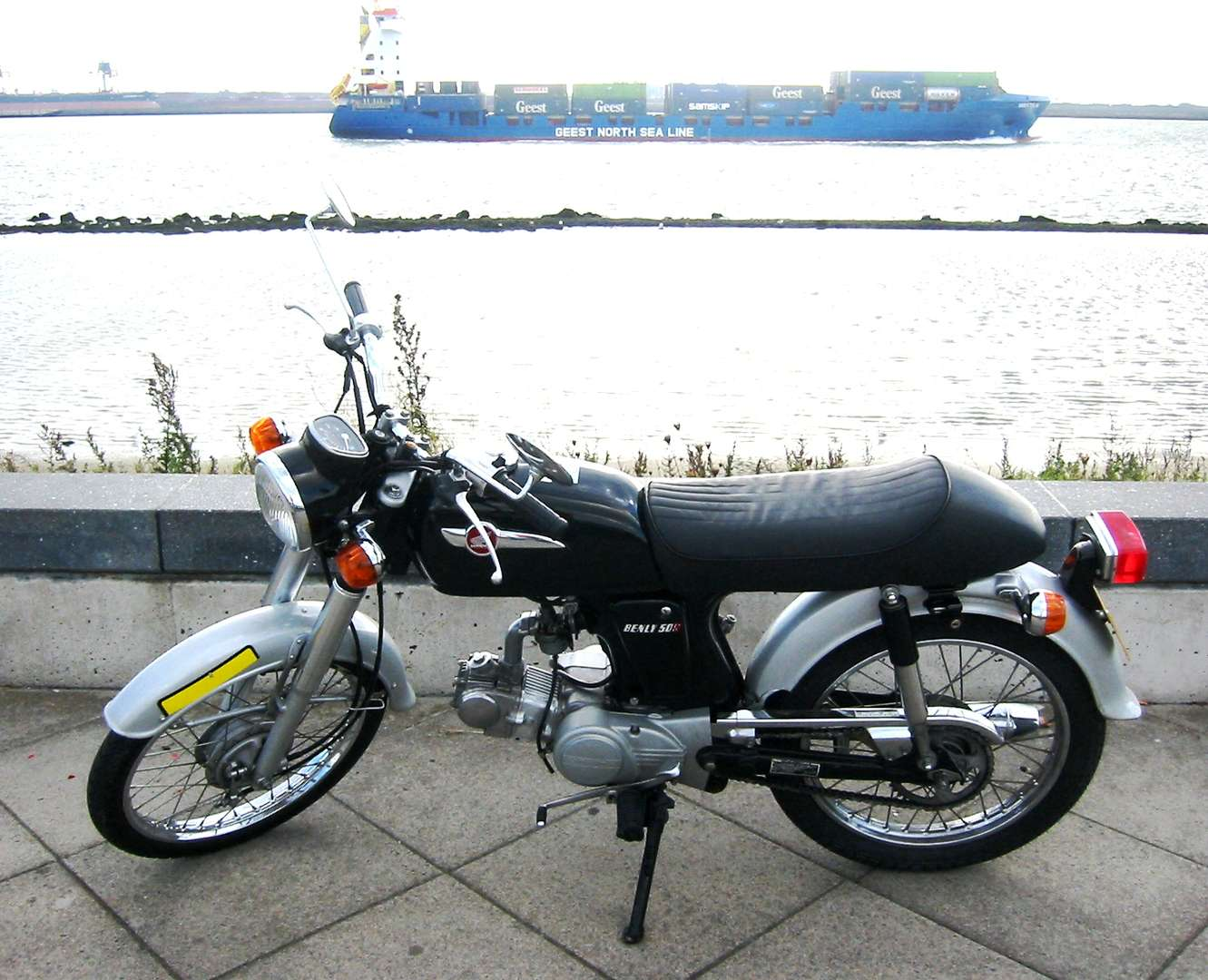 Honda Benly #8295468
