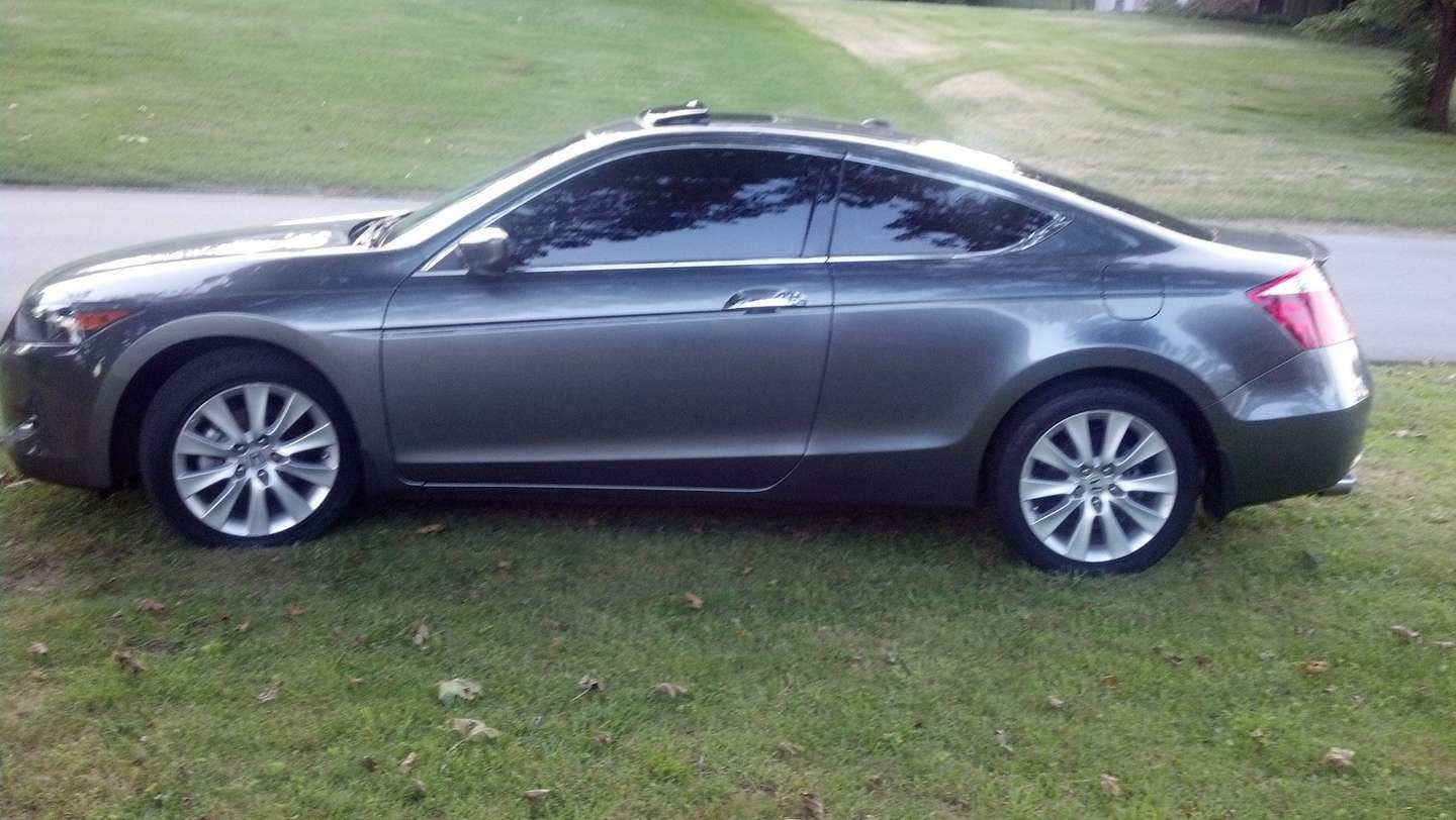 Honda Accord Coupe #9046761