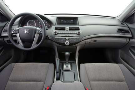 Honda Accord LX #9751609