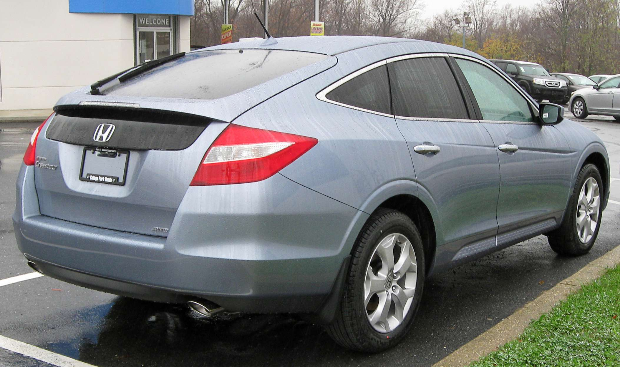 Honda Accord Crosstour #9052577