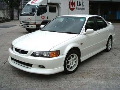 Honda Accord Type-R #7682789