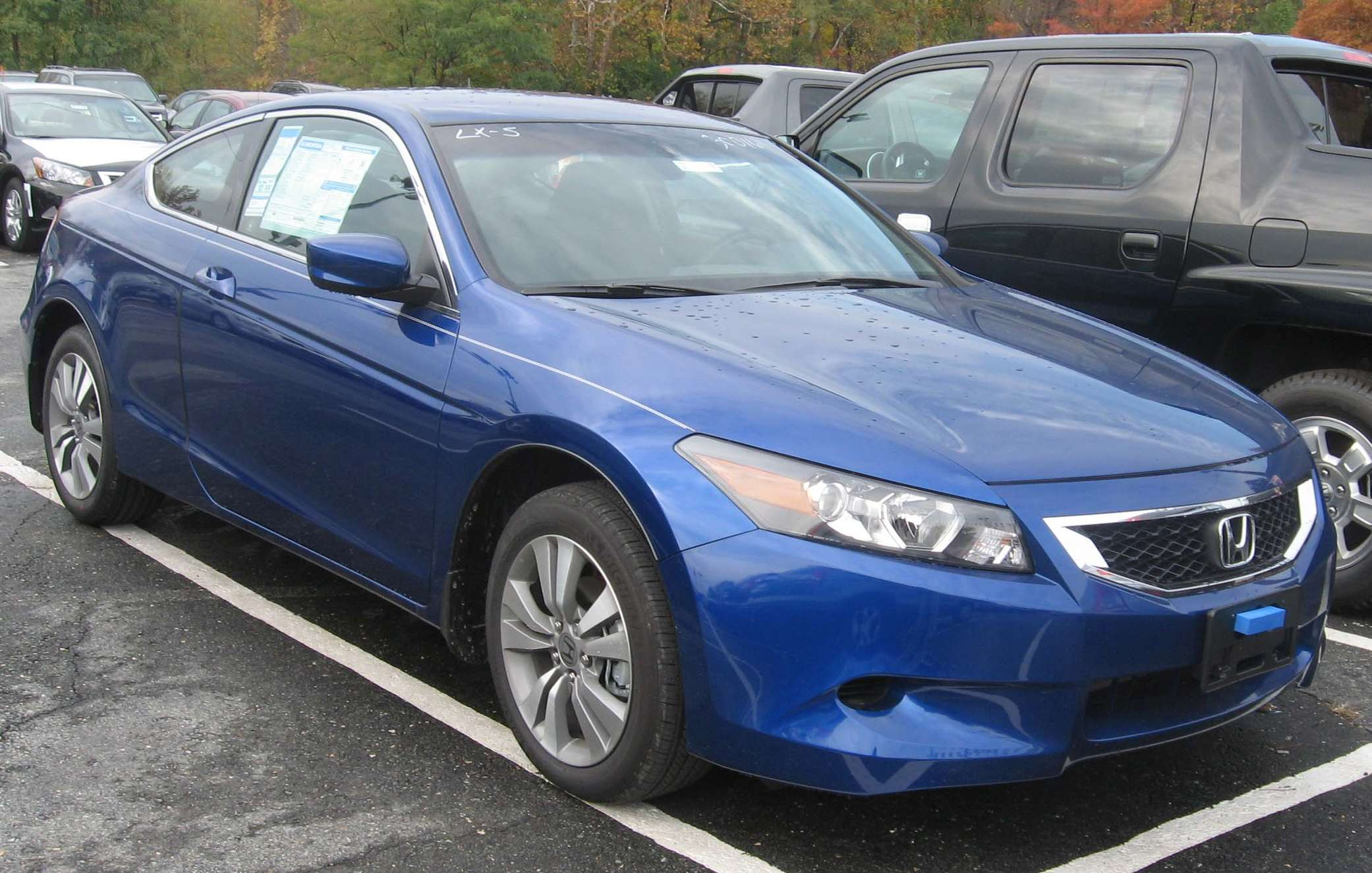Honda Accord LX #8862326