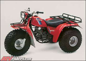 Honda Big Red #7356617
