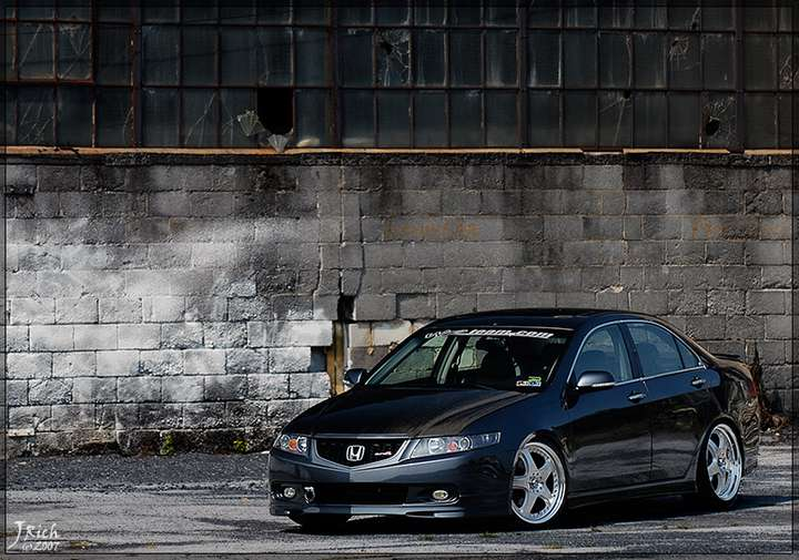 Honda Accord Euro-R #7711322