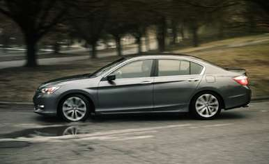 Honda Accord Sport #7986329