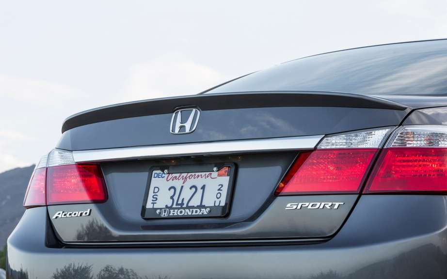 Honda Accord Sport #7827504