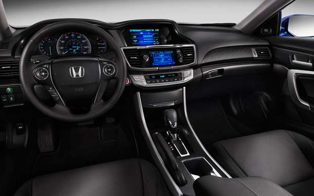 Honda Accord Coupe #7867535