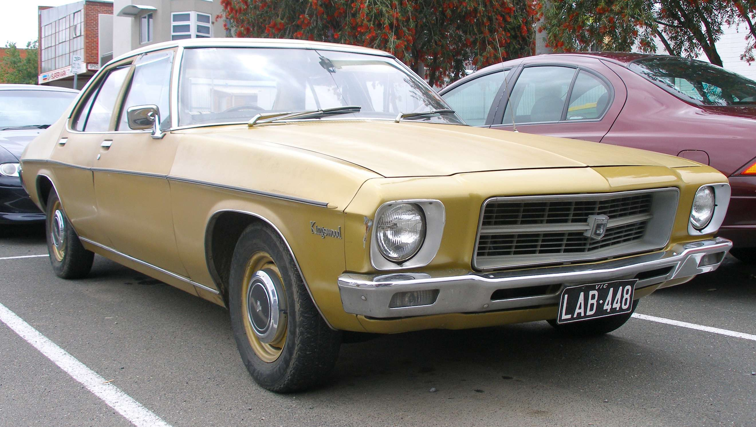 Holden Kingswood #7938654