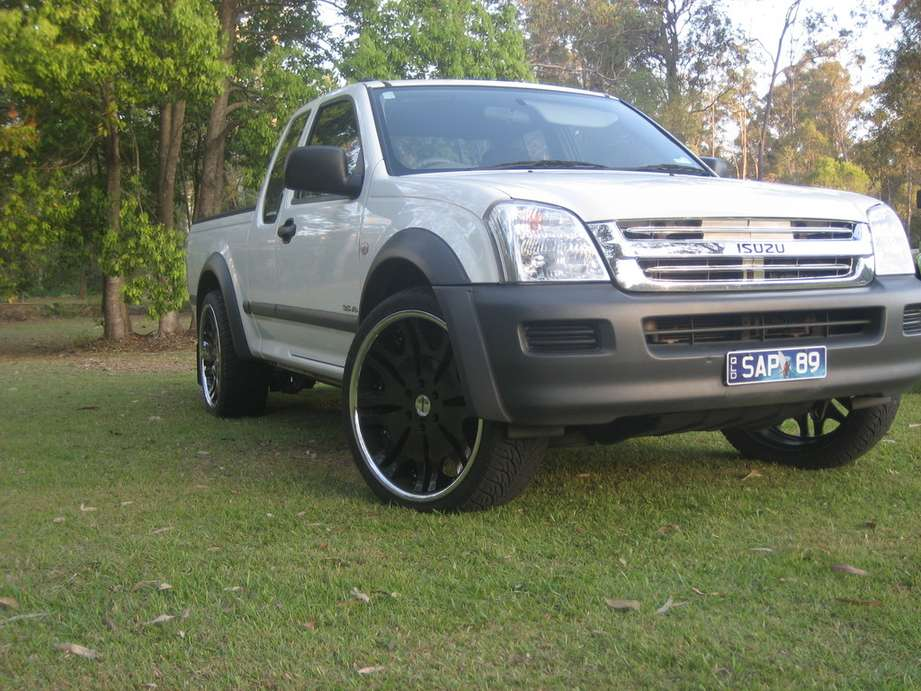 Holden Rodeo #8242260