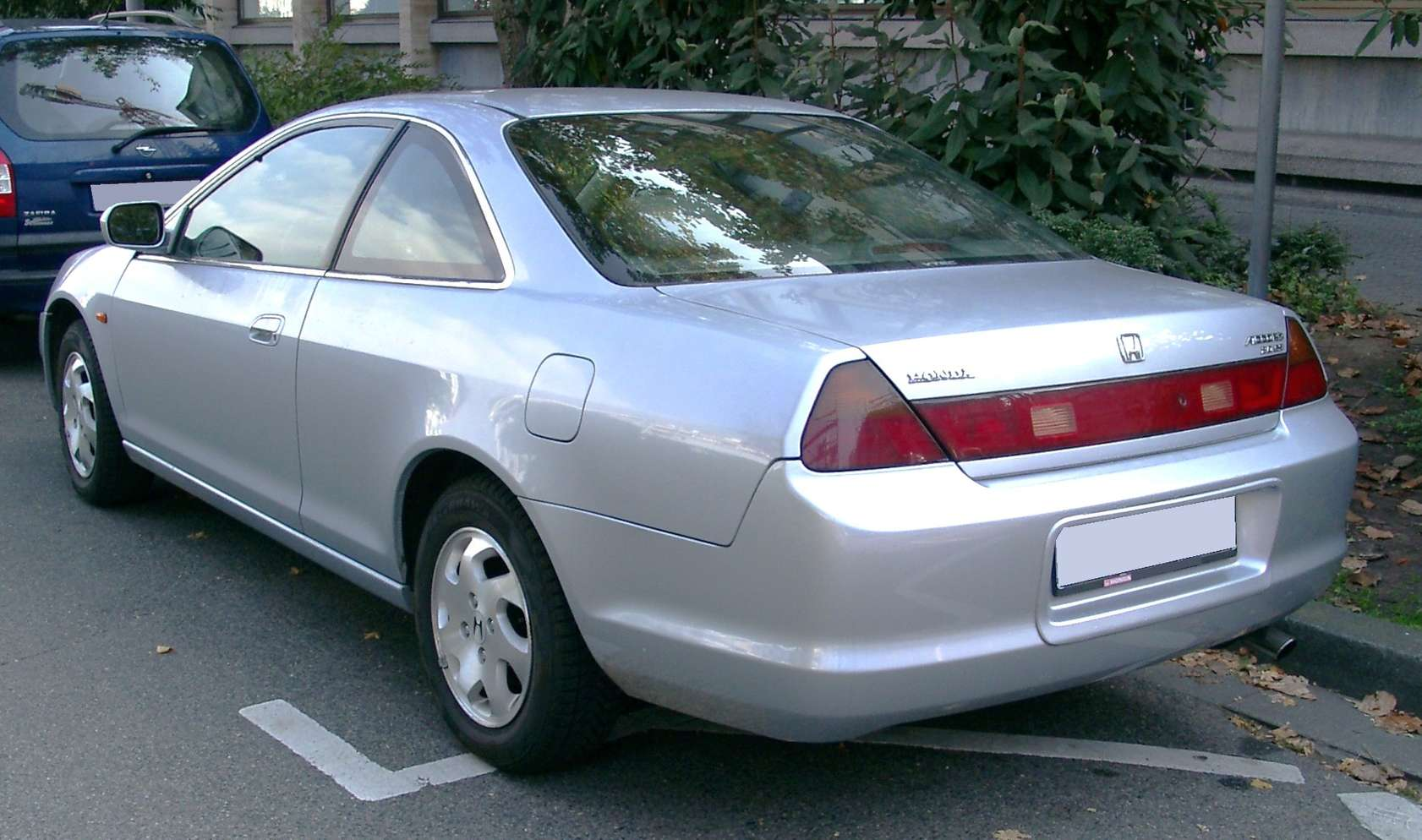 Honda Accord Coupe #8714125