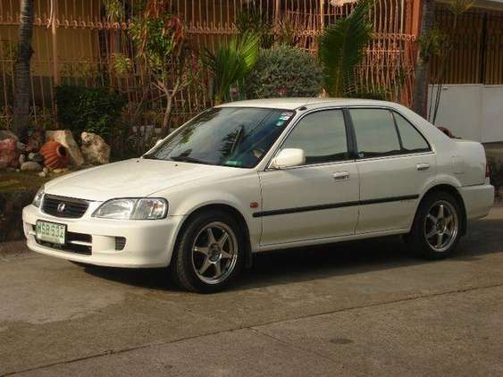 Honda City Type Z #9337159