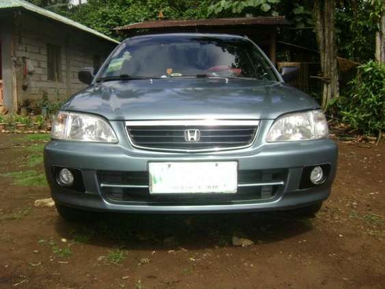 Honda City Type Z #7872820
