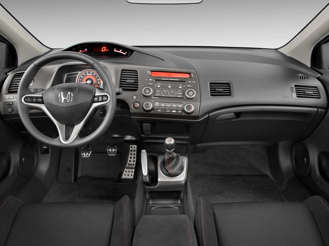 Honda Civic Si #8933995