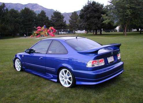 Honda Civic Si #9800569