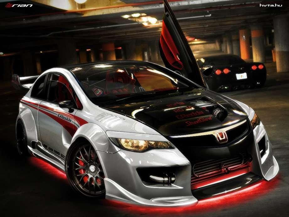 Honda Civic Type-R #8660464