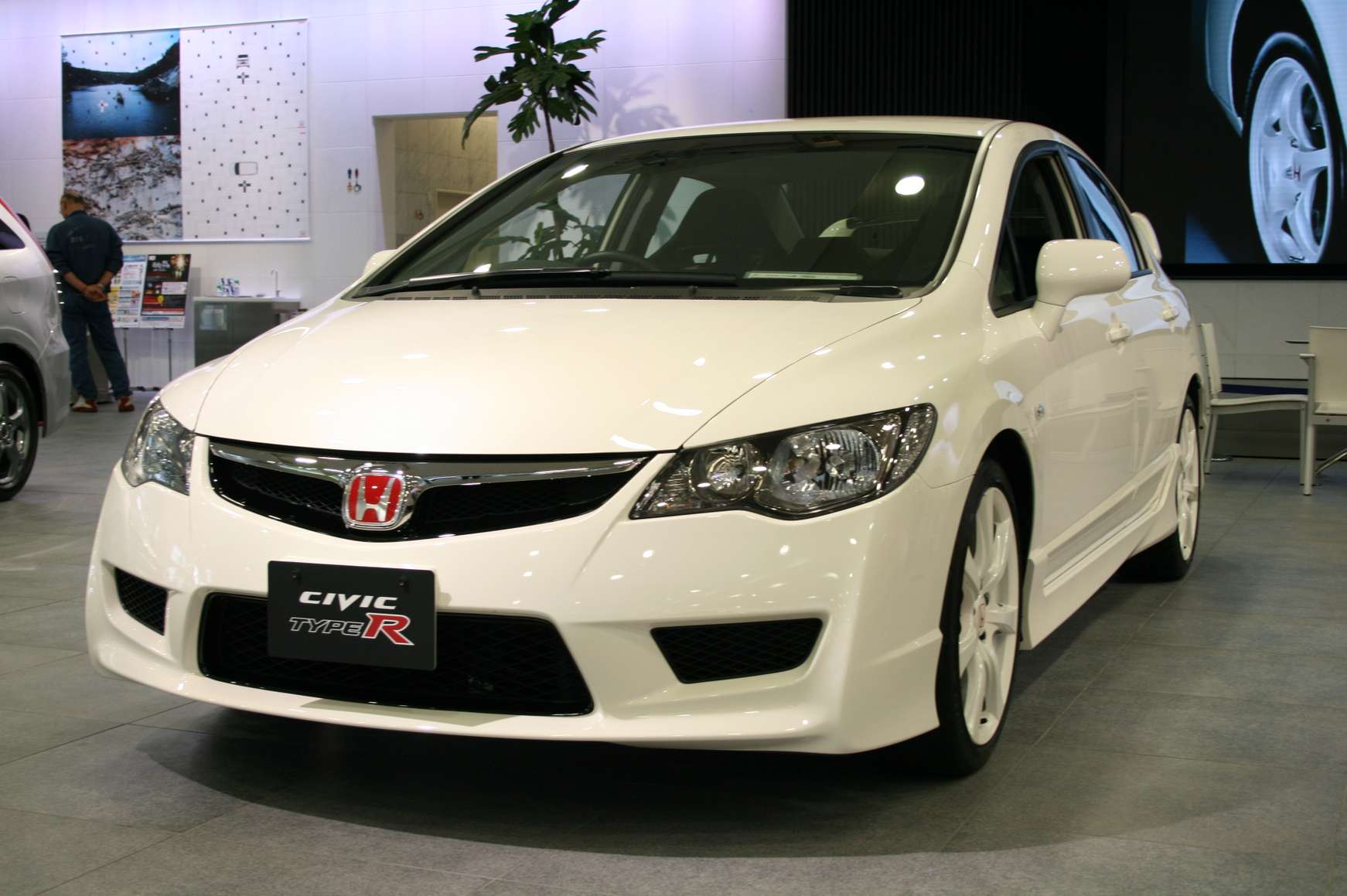 Honda Civic Type-R #7085981