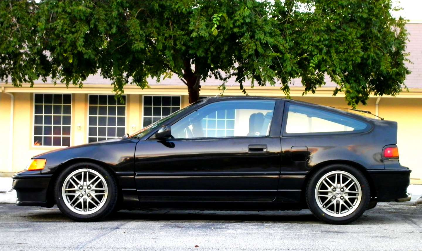 Honda Civic CRX #8322793