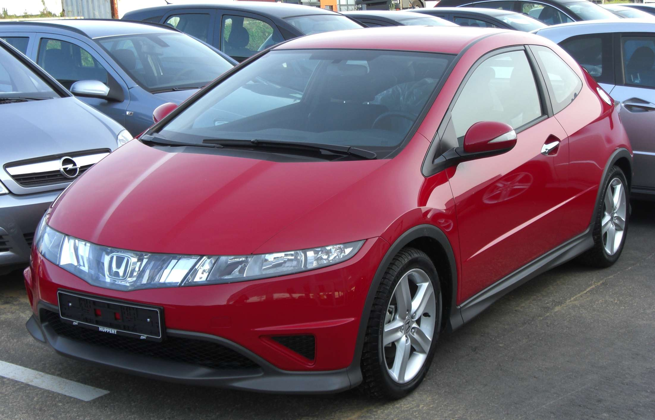 Honda Civic Type S #8564816
