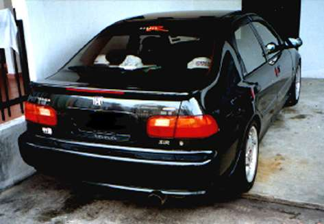 Honda Civic Ferio #9013818