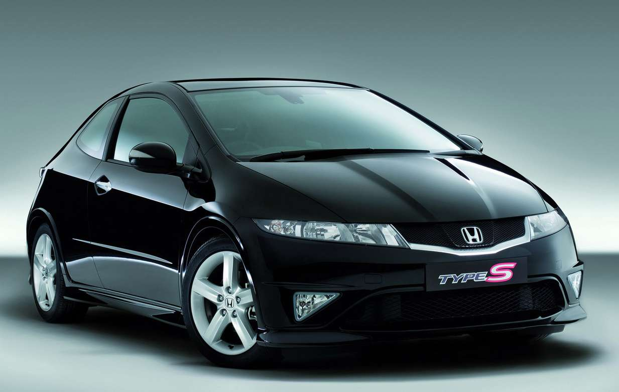 Honda Civic #8127462