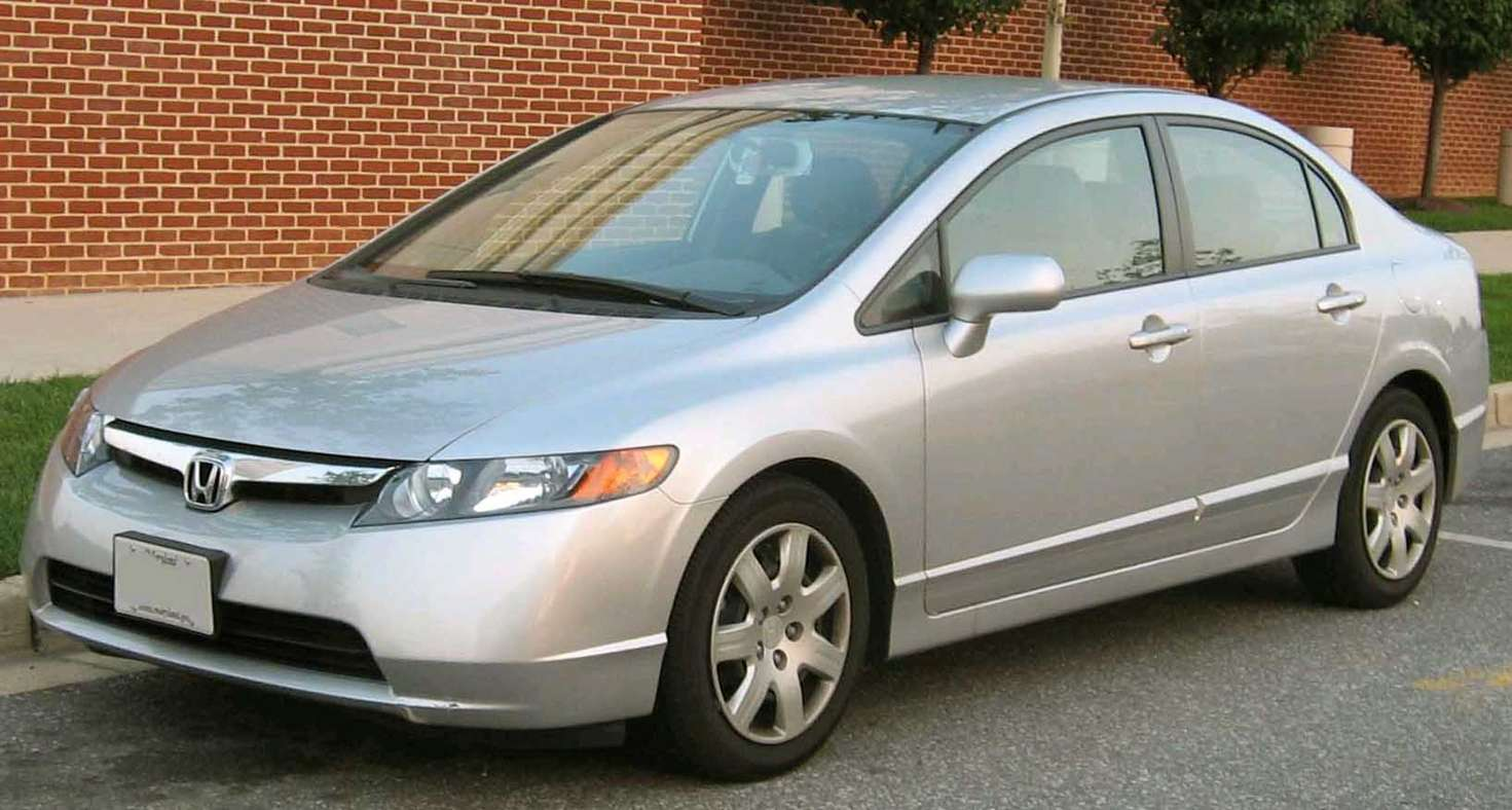 Honda Civic LX #9531303