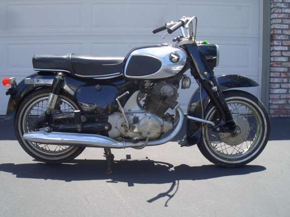 Honda Dream #8195114