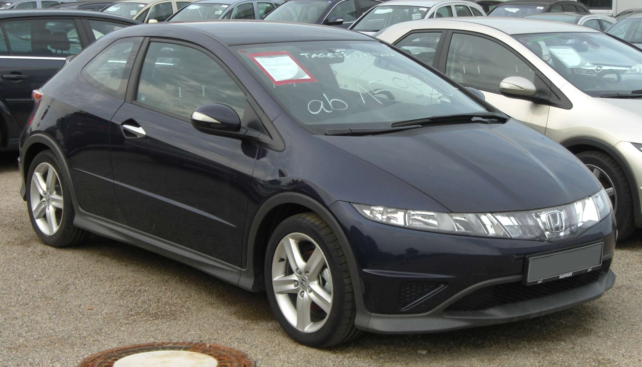 Honda Civic Type S #7608423