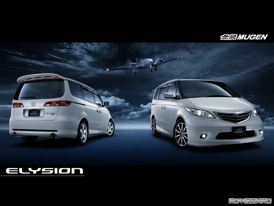 Honda Elysion #9629106
