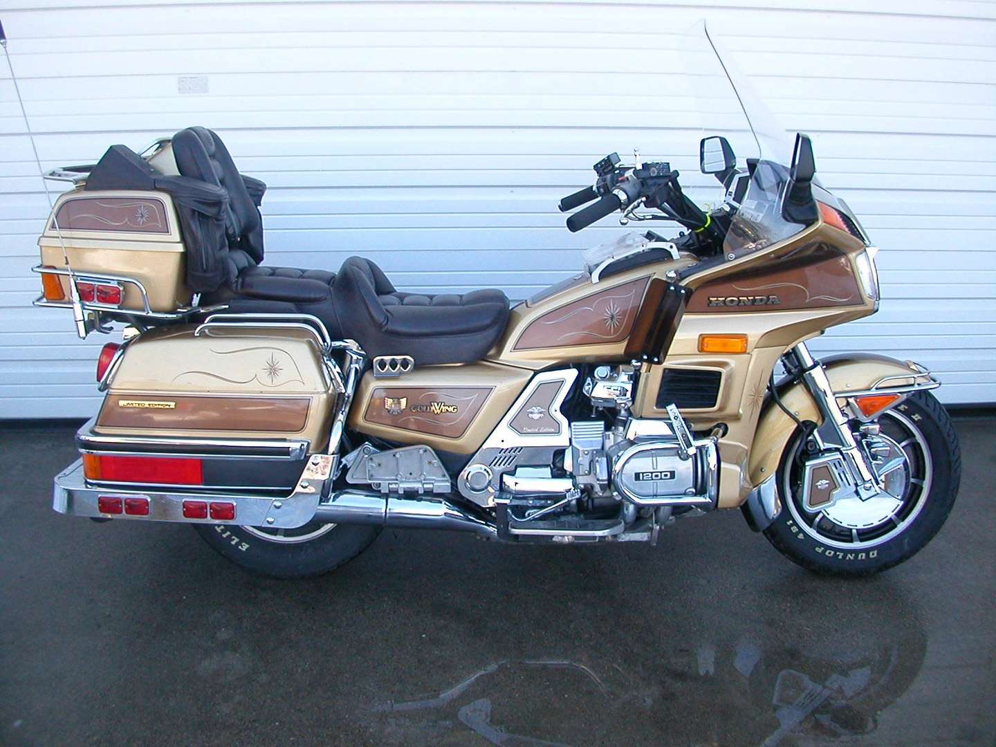 Honda Gold Wing #9534623