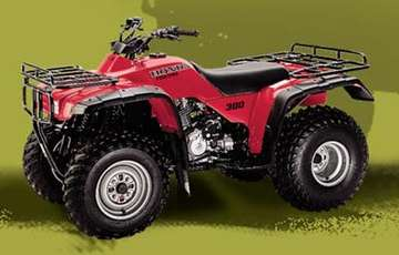 Honda Fourtrax 300 #7169640