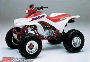 Honda Fourtrax #7012322