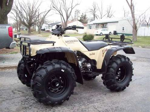 Honda Fourtrax 300 #8751667