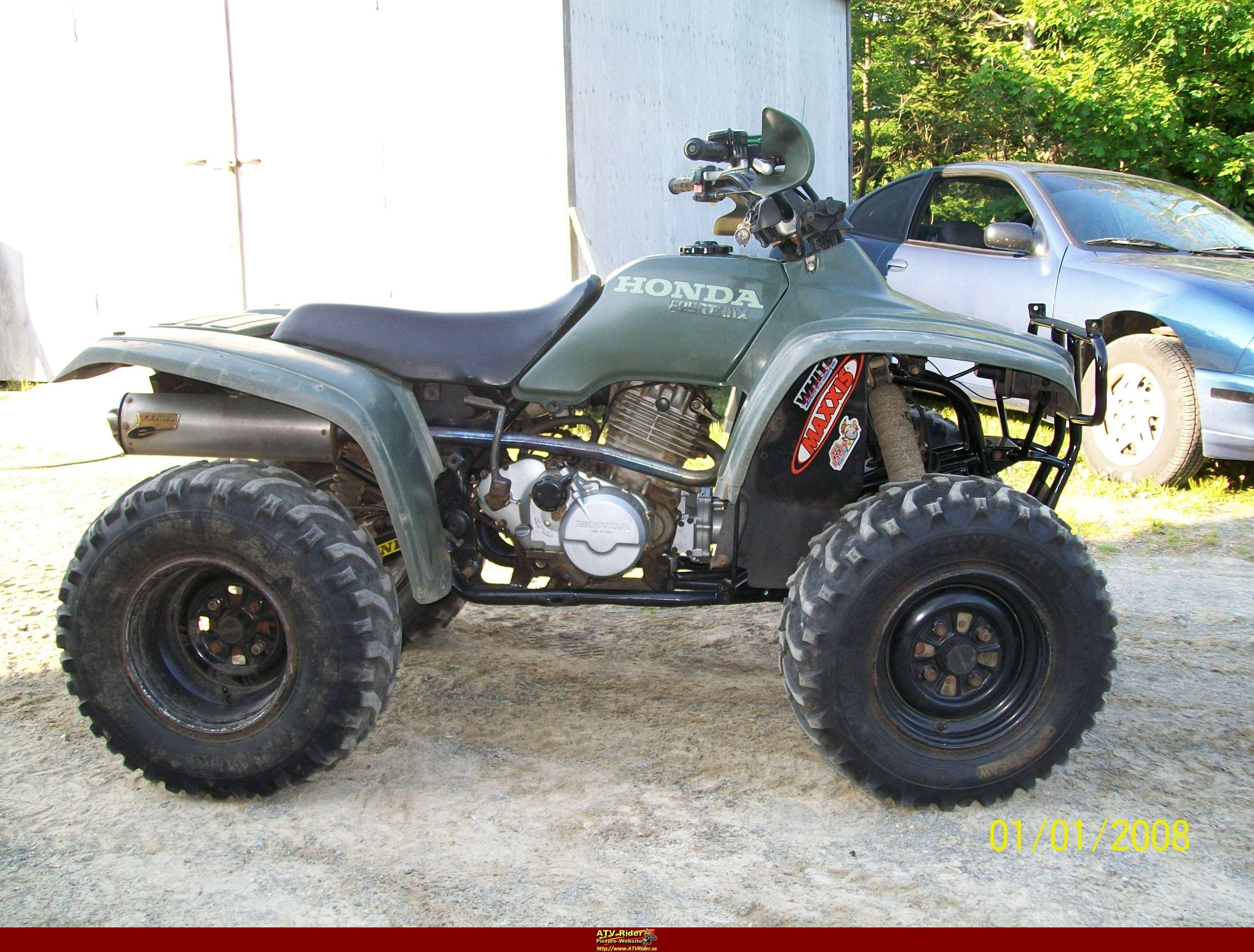 Honda Fourtrax 300 #7433235
