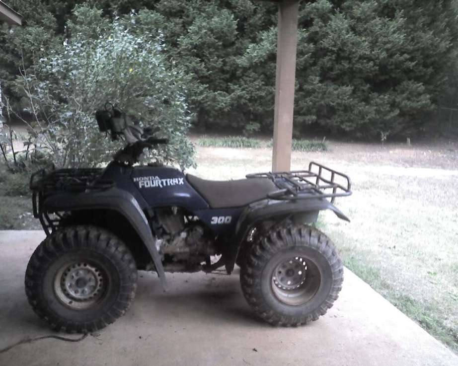 Honda Fourtrax #9956799