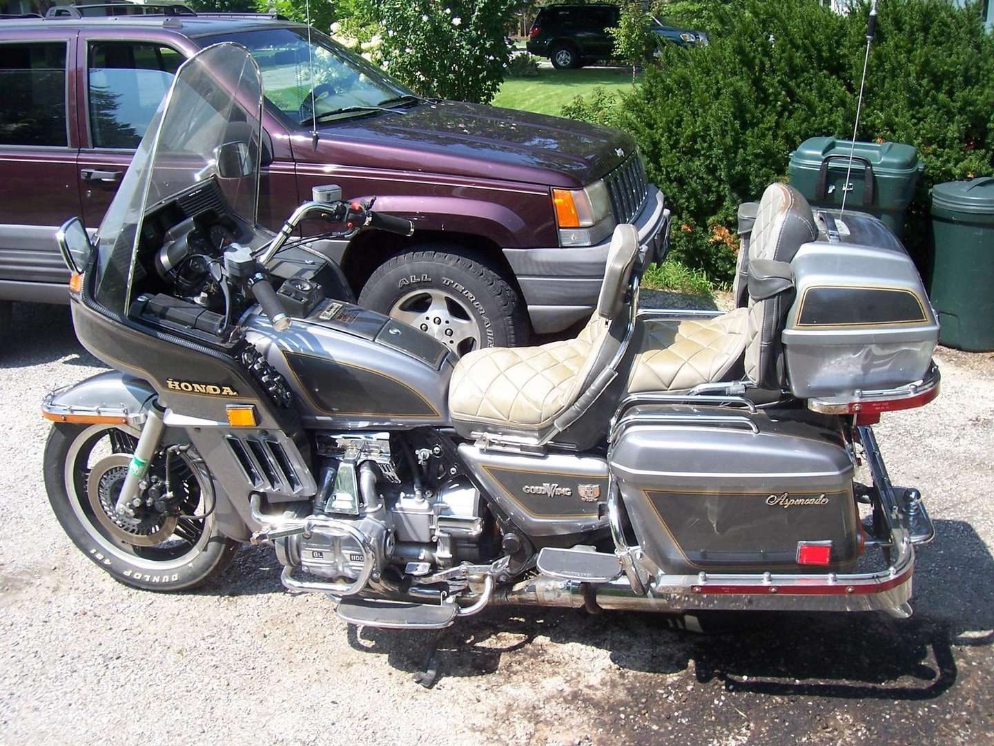 Honda Gold Wing #8473695
