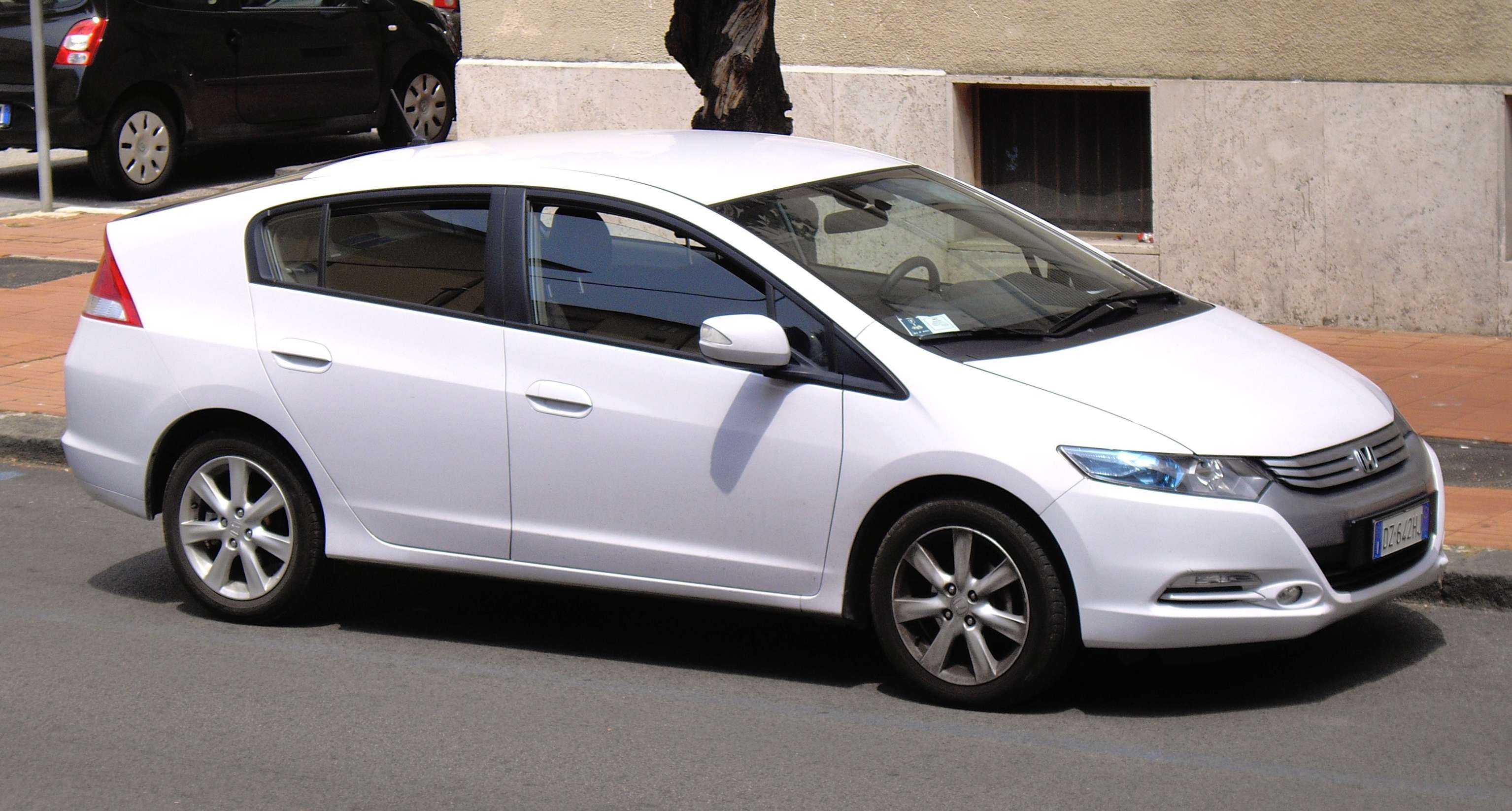 Honda Insight Hybrid #8412921