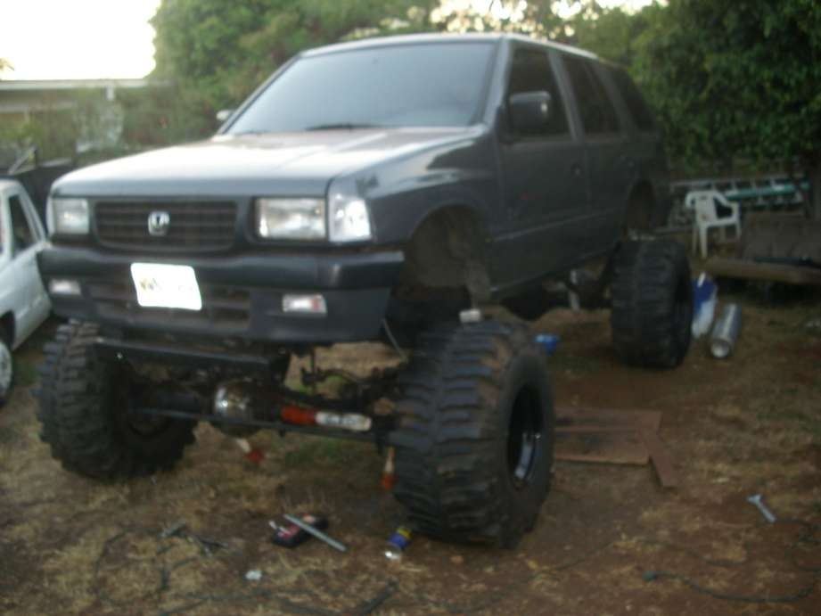 Honda Passport #9561803